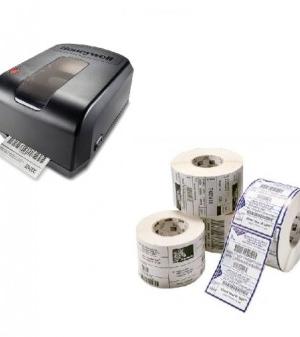 Kit Punto de Venta MyBusiness Basico 1D Impresoras de Etiquetas