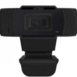Cámara Web USB Negro, 1280 x 720 Pixeles
