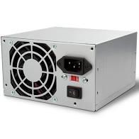 Fuente de poder VORAGO Gabnet, 500 W, 90 – 264 V, 47 – 63 Hz, PC, Gris